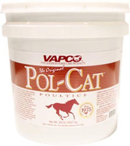 VAPCO 858025 The Original Pol-Cat Poultice, 20 lb