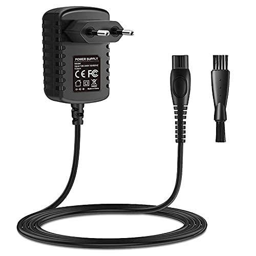 15V Alimentatore Caricabatterie per Philips Rasoio HQ8505, Norelco 3000 4000 5000 7000 9000 Series,...