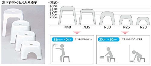 トンボ『フロート風呂椅子クッション付き』