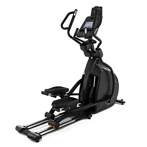 SOLE E95S Elliptical with Adjustable Stride Length and Bluetooth Capability