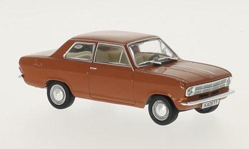 Opel Kadett B, kupfer, 1970, Modellauto, Fertigmodell, WhiteBox 1:43