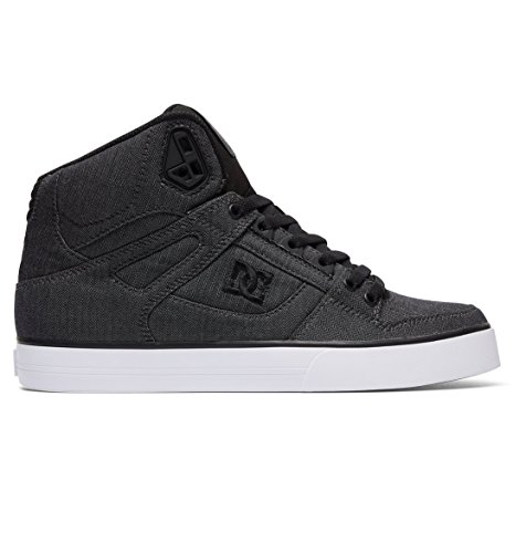 DC Shoes Men's Spartan WC TX SE Sneaker Shoes Gray 9.5
