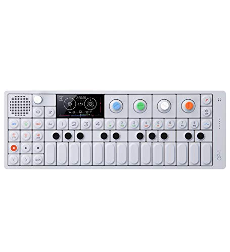 Teenage Engineering P8-1 OP-1 Synthesizer mit FM-Radio (AMOLED-Display)