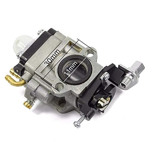FLY MEN 1pc T242 carburador del Motor de Gasolina en Forma for TU26 32F 34F 36F desbrozadora Carburador Carburador Walbro Carb