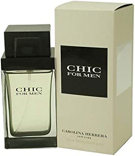 Chic by Carolina Herrera for Men Eau de Toilette 100ml
