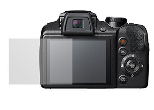 dipos I 6X Schutzfolie matt kompatibel mit Fujifilm Finepix S9900W Folie Displayschutzfolie