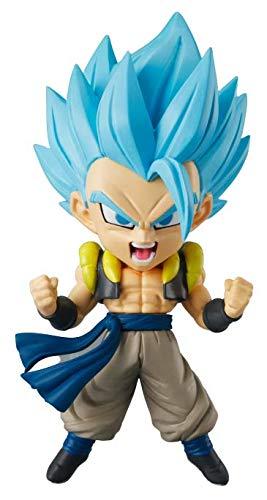 Figura de Anime Bandai Dragon Ball Super Chibi Masters de 8,5 cm - Super Saiyan God Gogeta