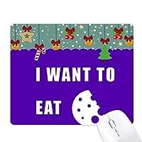 パンケーキアンドライフ ゲーム用スライドゴムのマウスパッドクリスマス