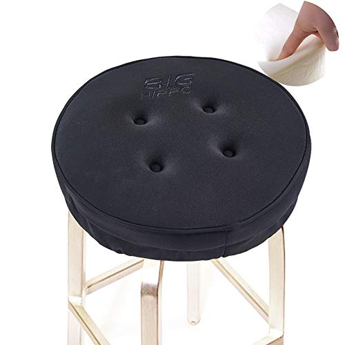 Big Hippo Cojín redondo de espuma viscoelástica para silla