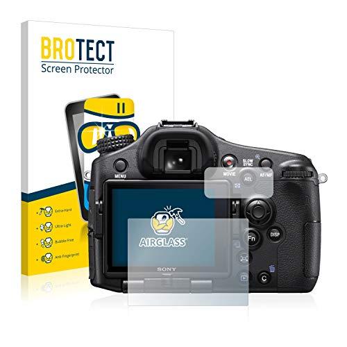 BROTECT Protector Pantalla Cristal Compatible con Sony Alpha 77 II (SLT-A77 II)...