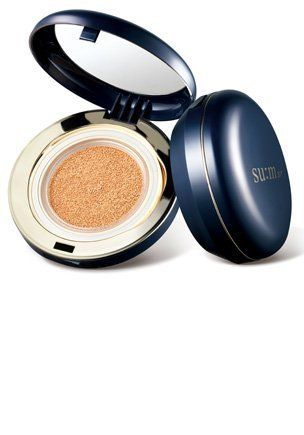 KOREAN COSMETICS, LG Household & Health Care_ SUM37, Air Rising TF Moist Cushion Foundation # NO.2 Natural Beige (15g + Refill), UV protection SPF46/PA + + +, sheen cover, moisturizing, wh