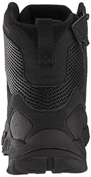 Under Armour Valsetz RTS 1.5 Zip, Chaussures de Randonnée Basses Homme, Noir Black Black Black 001 001, 44 EU