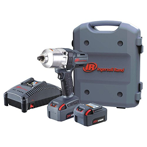 Ingersoll Rand W7150-K22 1/2' 20V High-Torque Impact Tool Kit