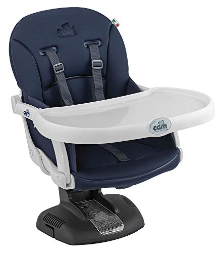 CAM S 334 218 Idea - Alzador de asiento (3/4), color azul