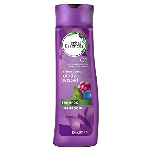 Herbal Essences Totally Twisted Curl Shampoo 10.1 FL OZ (Pack of 2)