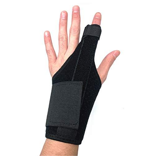 ColorfylCoco(カラフィルココ) 指サポーター 骨折 突き指 などに 左右兼用 全指対応 フリーサイズ ばね指 腱鞘炎 人差し指 中指 薬指 小指 サポーター 関節 プレート 入り テーピング