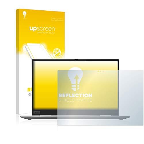 upscreen Entspiegelungs-Schutzfolie kompatibel mit Lenovo ThinkPad X1 Yoga (4. Generation) – Anti-Reflex Bildschirmschutz-Folie Matt