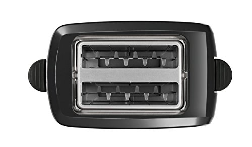 Bosch TAT3A0133G Village Collection Toaster, Two Slice - Black