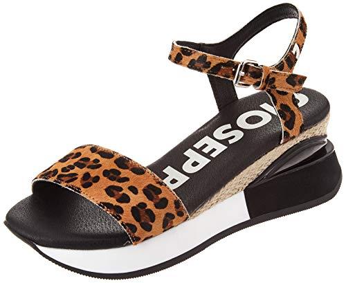 Gioseppo Beaumont, Zapatillas Mujer, Leopardo, 36 EU