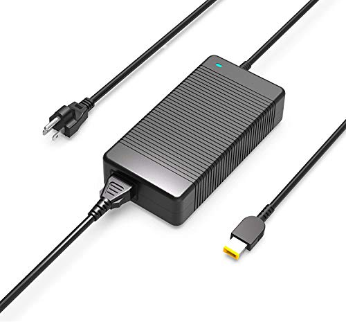 230W AC Charger Fit for Lenovo Thinkpad P73 P72 P71 P53 P52 P51 P15 P17 T15g Gen 1 Yoga A940 ADL230NLC3A ADL230NDC3A Laptop Power Adapter Supply Cord