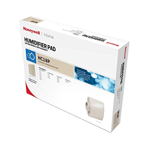 Honeywell Home HC18P Whole House Humidifier Pad, Paper, Anti-Microbial Coating