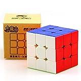 GoodPlay Yuxin Little Magic 3x3 Speed Cube Yuxin 3x3x3 Magic Cube Brain Training Toy Stickerless Puzzle Cube