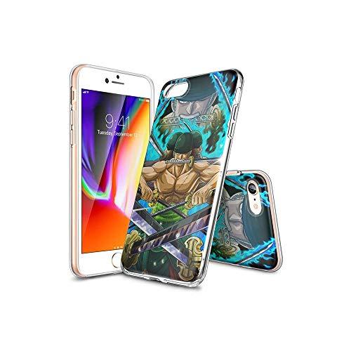 TsFKxEU Compatible con iPhone 6S Plus Funda y iPhone 6 Plus Funda diseño de Dibujos Animados, Suave de TPU Protector Delgado a Prueba de Golpes para iPhone 6S Plus/iPhone 6 Plus FKX#A001