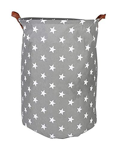 LY-Rack Bolsa de lino plegable de gran capacidad para organizar cestas de ropa de almacenamiento de ropa