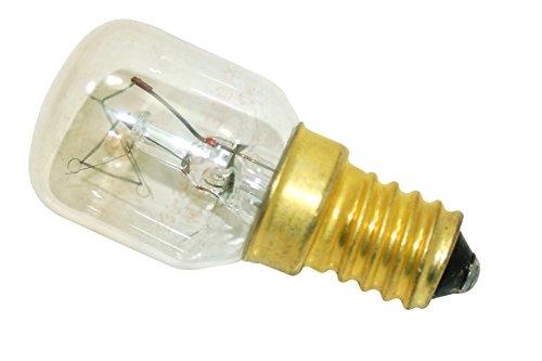Electrolux 50288142008 - Bombilla para horno (25 W)