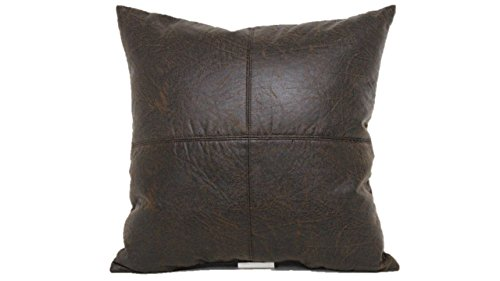 Brentwood Originals Nobuck Decorative Pillow