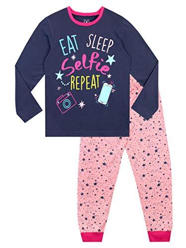 Harry Bear Pijamas para Niñas Selfie Multicolor 9-10 Años