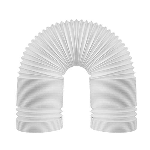 Tubo di scarico universale per condizionatore d'aria, tubo flessibile con filettatura antiorario per condizionatore portatile, diametro 15 cm (200 cm)