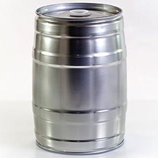 Fass-Frisch - Barril de Metal Reutilizable, para Fiesta, 5