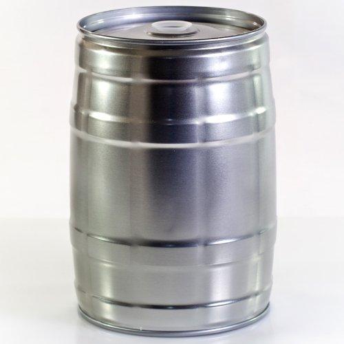 Fass-Frisch - Barril de Metal Reutilizable, para Fiesta, 5 litros