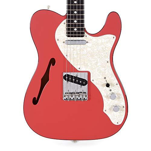Fender FSR Two Tone Telecaster Thinline FRD · E-Gitarre