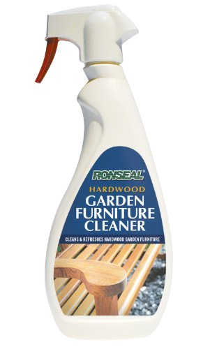 Ronseal GFC750 750ml Garden Furniture Cleaner