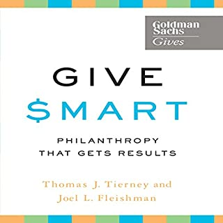 Give Smart audiobook cover art