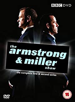The Armstrong & Miller Show - The Complete First & Second Series