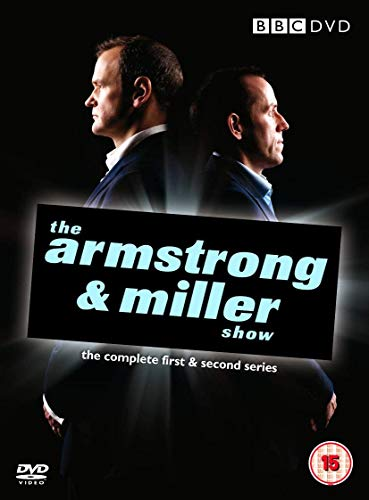 The Armstrong And Miller Show - Series 1-2 - Complete