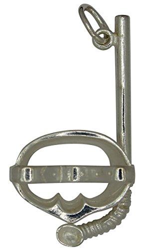 Morlock Silberanhänger Taucherbrille...