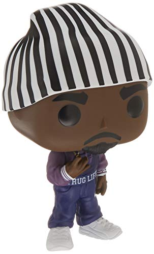 DENDAWEN Funko Pop Tupac im Overall Exclusive