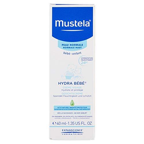 Mustela Hydra Bebe Crema Viso Idratante - 40 ml