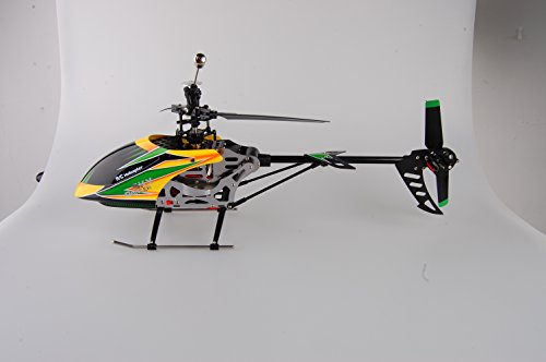 CYNDIE WLtoys V912 4CH Remote Control Single Large RC Helicopter with Gyro RTF