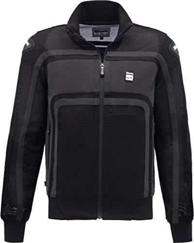 BLAUER - Chaqueta Easy Rider Air XL BLACK/GREY