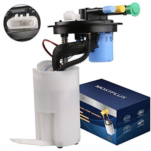 MOSTPLUS Electric Fuel Pump Module Assembly Compatible with 2004-2005 Buick Rendezvous Pontiac Aztek V6 3.4L Replace E3701M