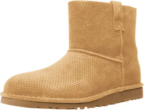 Ugg® Classic Unlined Mini Perf Mujer Botas Tostado
