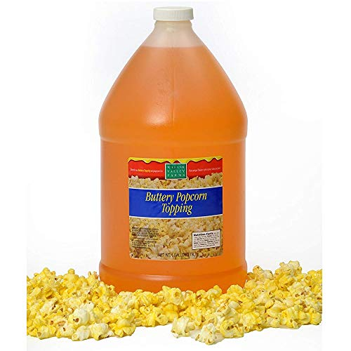 Wabash Valley Farms - Buttery Popcorn Topping - 1 Gallon