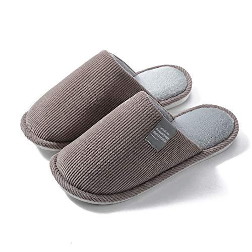 ZapatillascasaZapatillas De Interior De Invierno para Mujer, Zapatillas De Algodón Suave De Felpa para Casa, Zapatos De Suelo Antideslizantes, Zapatillas De Casa, Tobog