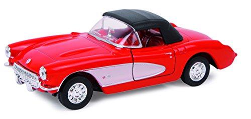 Small Foot by Legler- Voiture Miniature Chevrolet ´57 Corvette, 9322