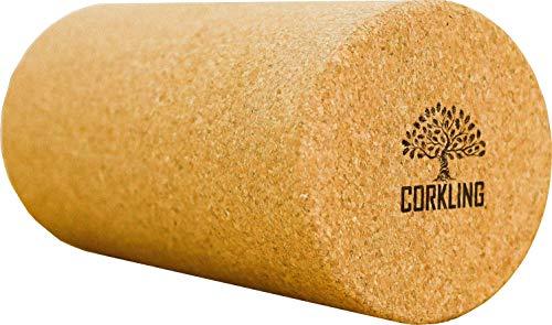 Corkling Faszienrolle Kork 30x15 cm schadstofffrei produziert in Portugal